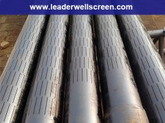 Oil well Slotted pipe